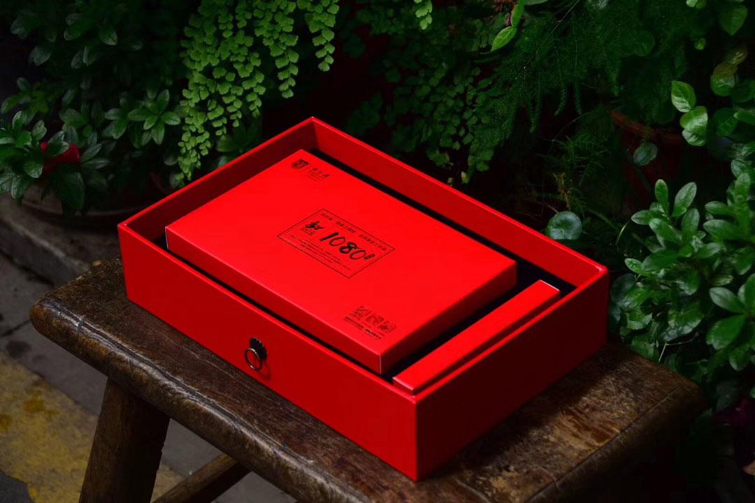 黑茶包装设计-早知创意